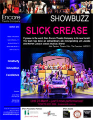 March 2013 Slick Grease