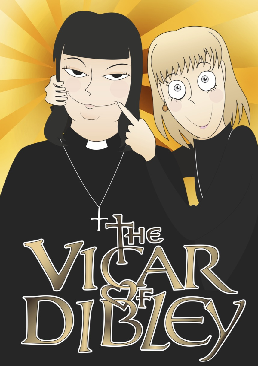 VICAR Cartoon Image