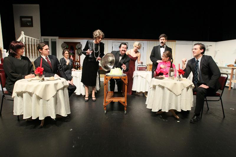 Fawlty Towers 2 Encore Theatre Company Launceston