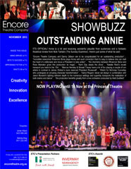 November 2013 Outstanding Annie