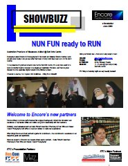 June 2009 NUN FUN ready to RUN
