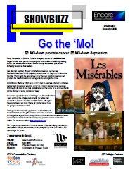 November 2009 Go the 'Mo!