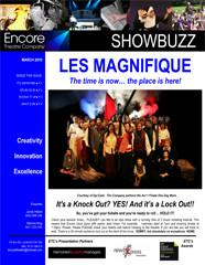 March 2010 LES MAGNIFIQUE