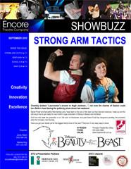 September 2010 STRONG ARM TACTICS