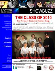 December 2010 THE CLASS OF 2010