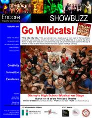 February 2011 Go Wild Cats!