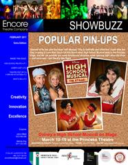 February 2011 POPULAR PIN-UPS