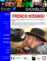 October 2011 FRENCH KISSING!