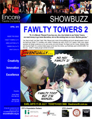 April 2013 Fawlty Towers 2