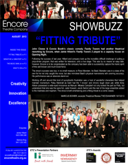 August 2013 Fitting Tribute