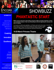 December 2013 Phantastic Start