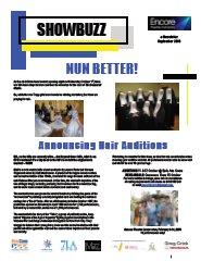 September 2008 Nun Better!