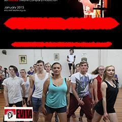 January 2015 Forward, March!