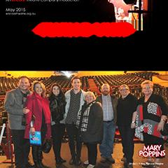 May 2015 Flying Visit