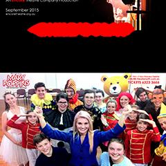 September 2015 Child's Play