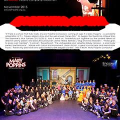 November 2015 Farewell, Mary