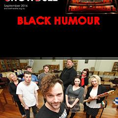 September 2016 BLACK HUMOUR