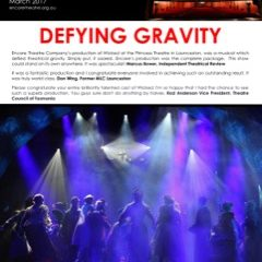 March 2017 Defying Gravity