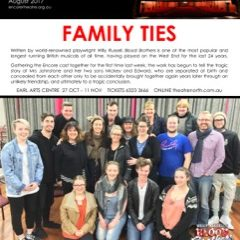 August 2017 – FAMILY TIES